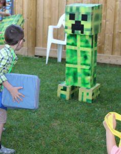 5 Kick-ass Minecraft Party Games | GamesAndCelebrations com