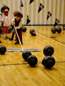 Pirate Party Game for Kids