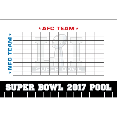 Westgate Las Vegas Super Bowl 52 Prop Bets Sheet