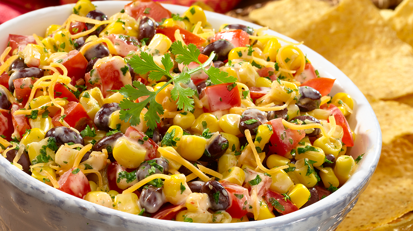 Potluck Ideas For Christmas Parties Part - 16: Cowboy Caviar Christmas Potluck Idea For Work