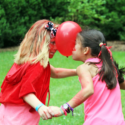 8 fun relay races for kids games and celebrations