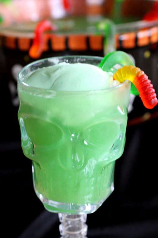 green goblin punch green goblin halloween punch for kids ingredients