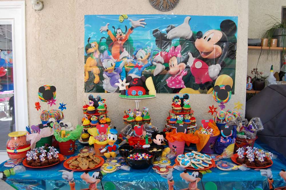 Mickey Mouse Birthday Party Ideas: 6 Easy Mickey Mouse Party Games