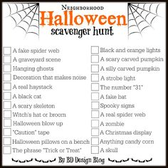 6 Easy Halloween Party Games For Adults